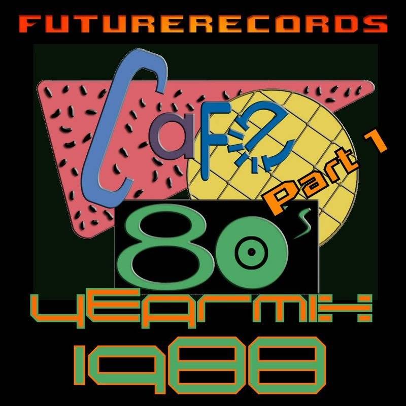 Café 80s Yearmix 1988 Part 1