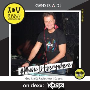 God Is A DJ Mix 2