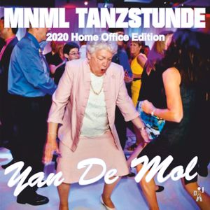 Minimal Tanzstunde 2020 Home Office Edition