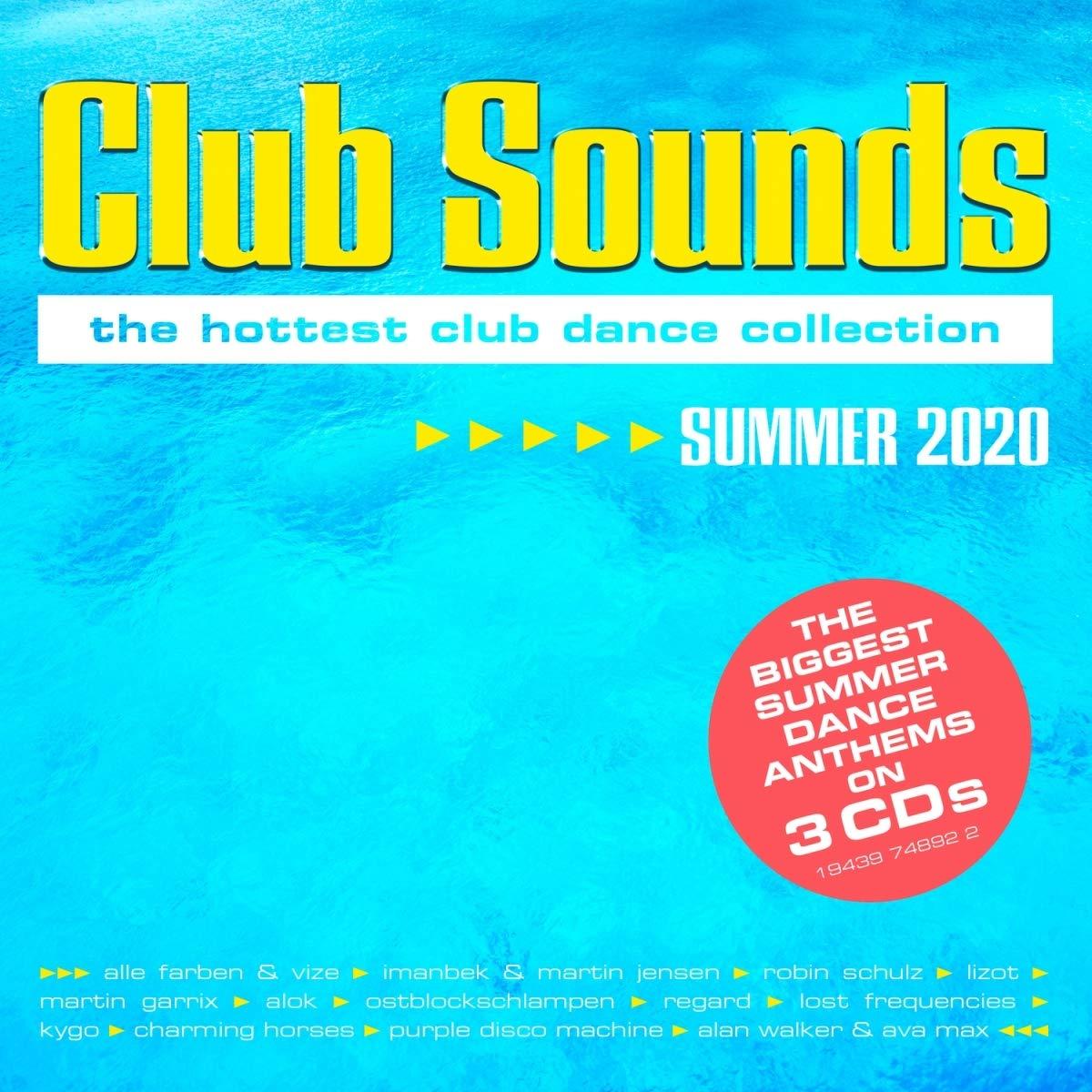 Club Sounds Summer 2020