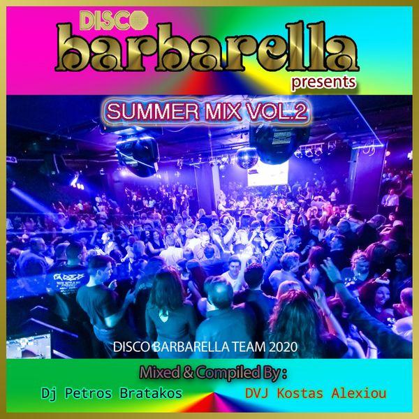 Disco Barbarella Summer Mix 2
