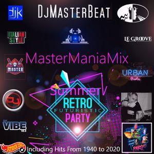 MasterManiaMix Summer Retro Futuristic Party