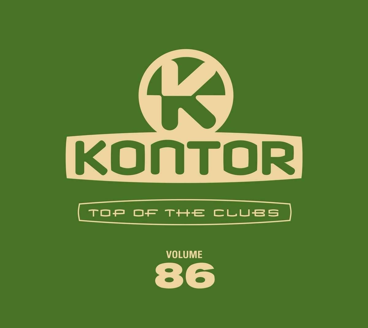 Top Of The Clubs 86