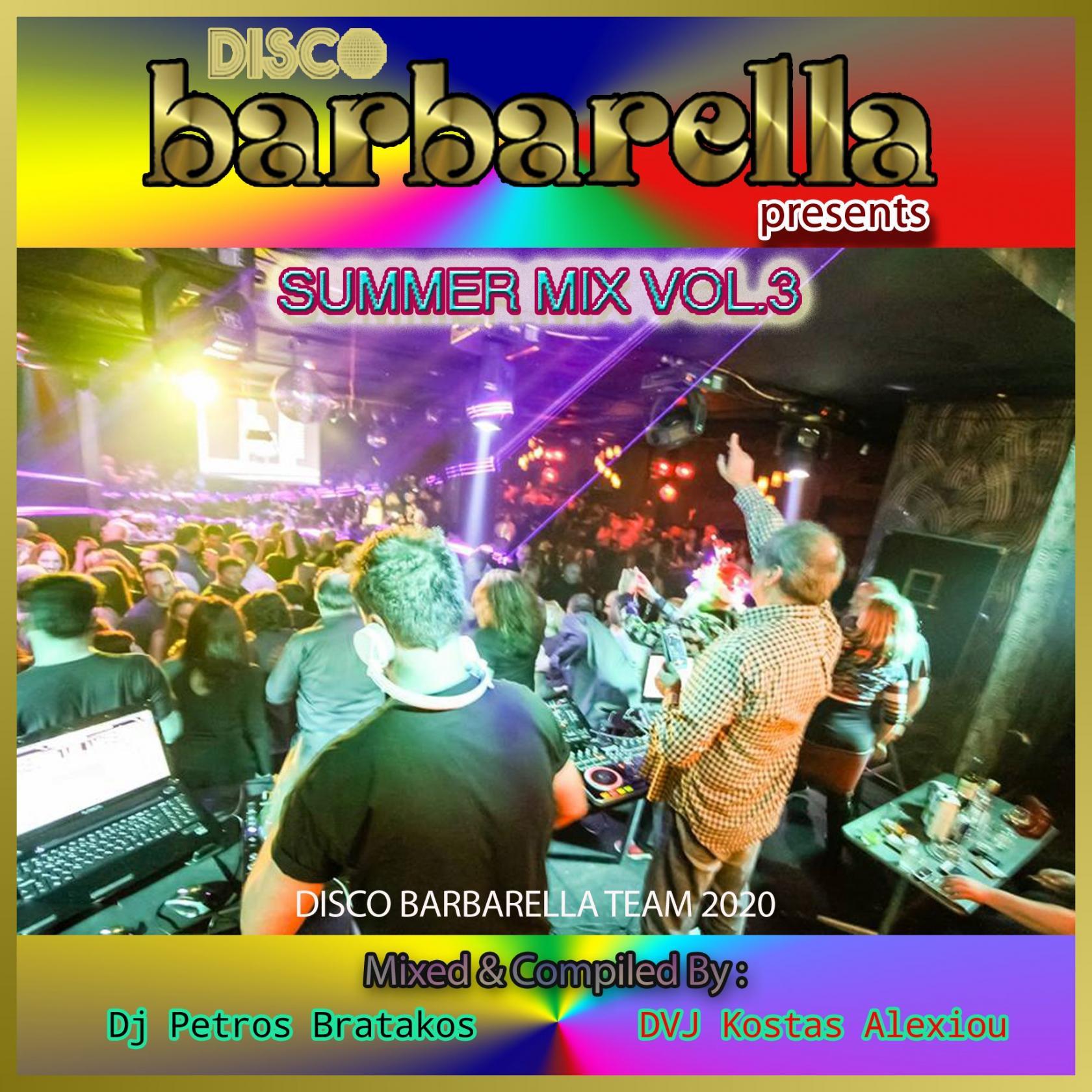 Disco Barbarella Summer Mix 3