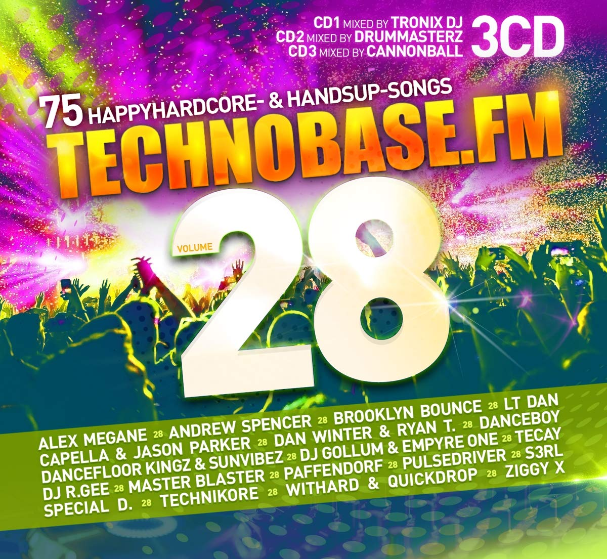 Technobase.FM We Are One 28