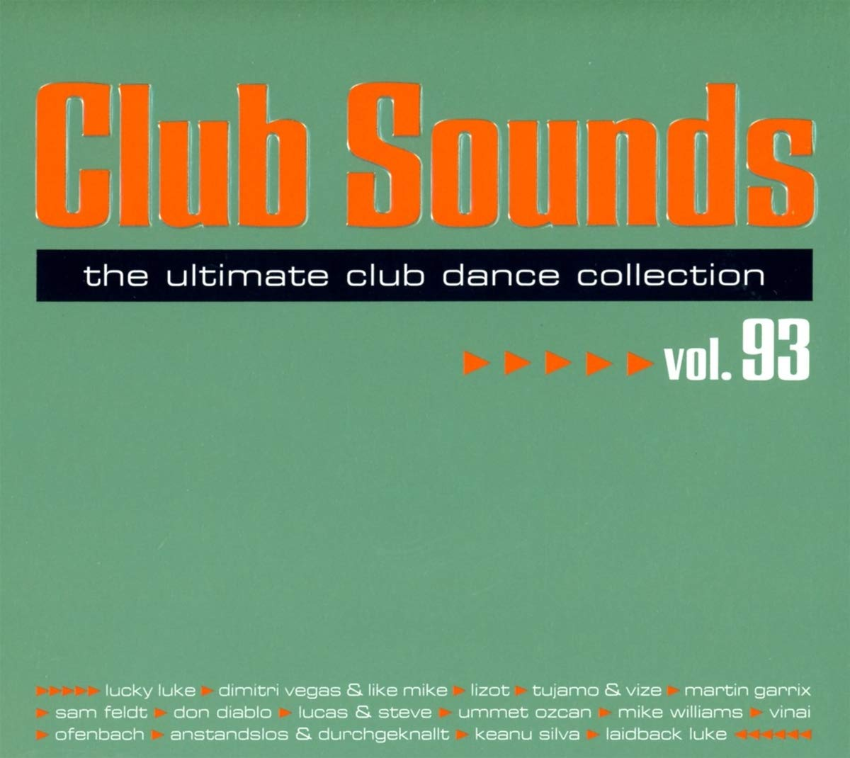 Club Sounds 93