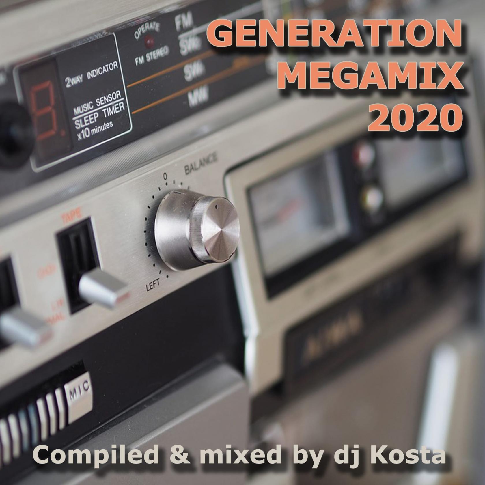 Generation Megamix 2020