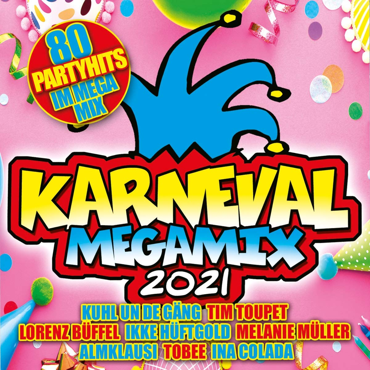 Karneval Megamix 2021