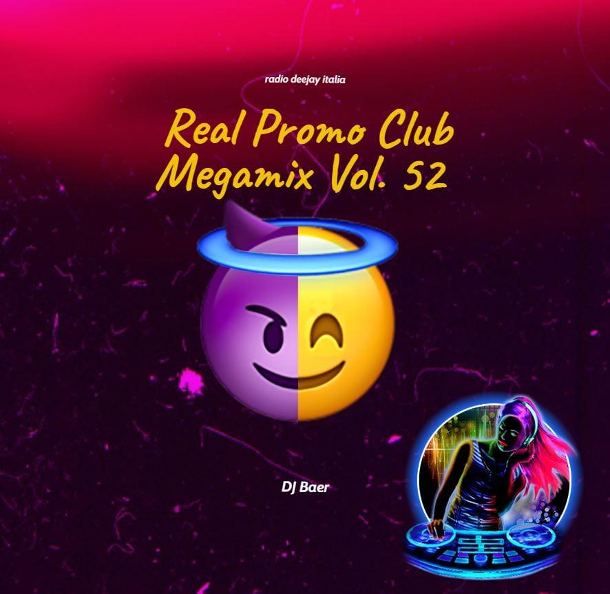 Real Promo Club Megamix #52