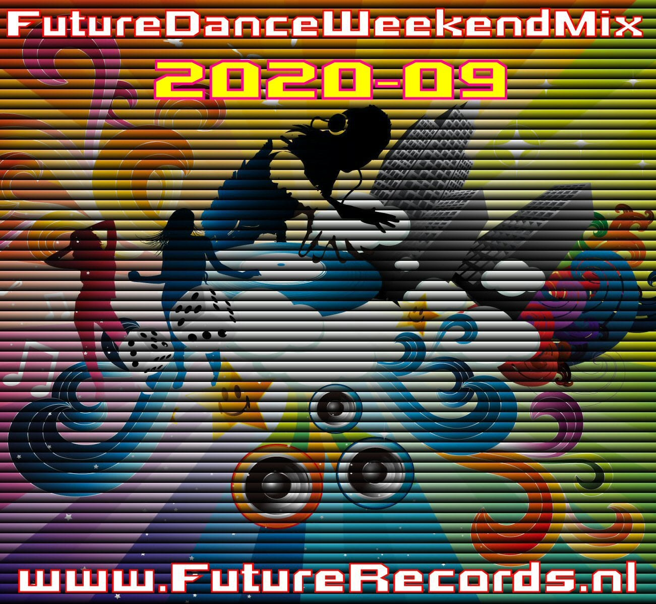 Future Dance Weekend Mix 2020-09