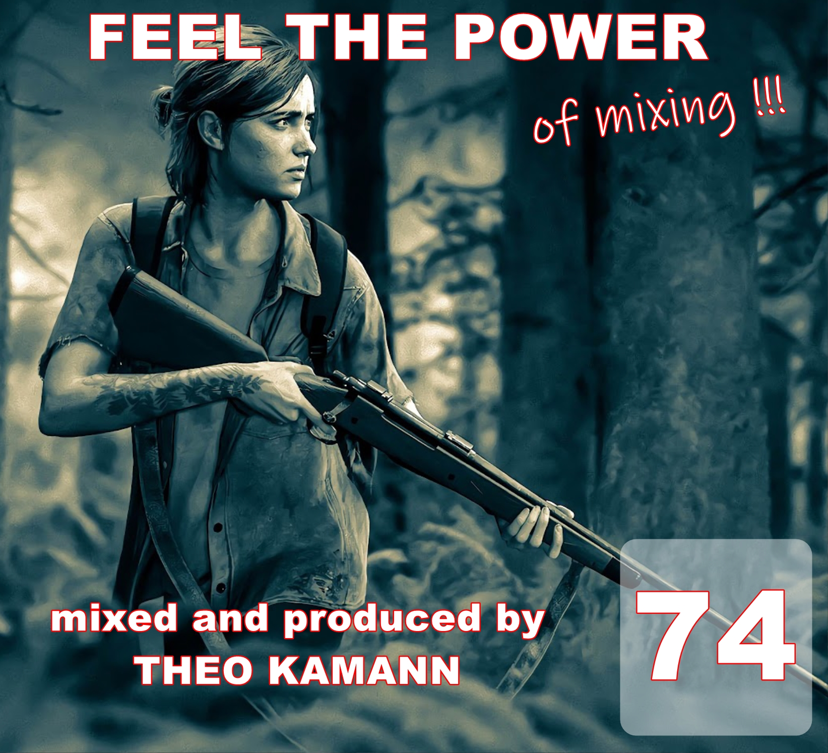 Kamannmix 74