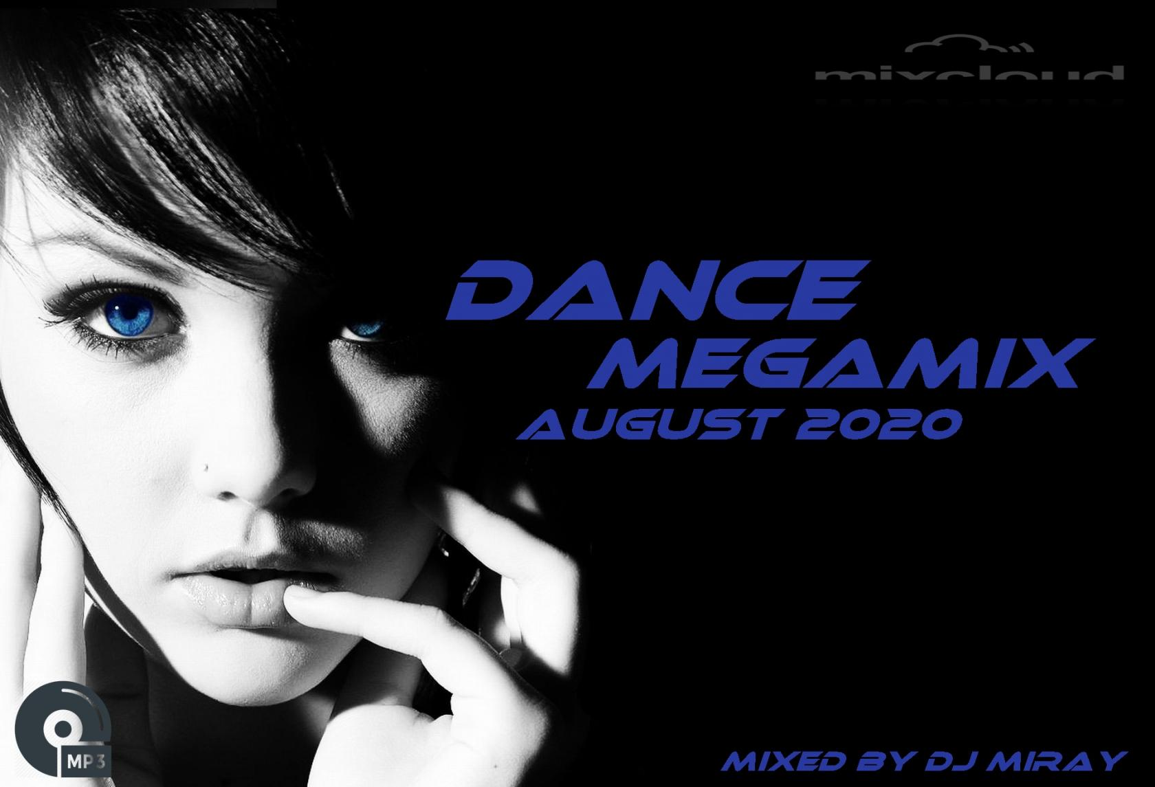 Dance Megamix 2020.08