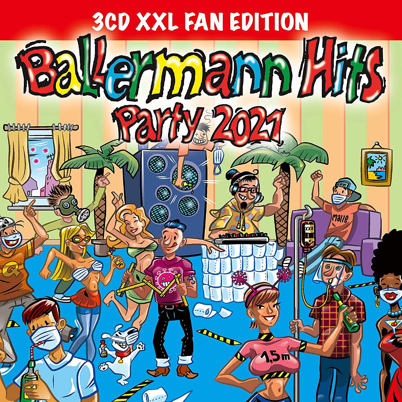 Ballermann Hits Party 2021 XXL