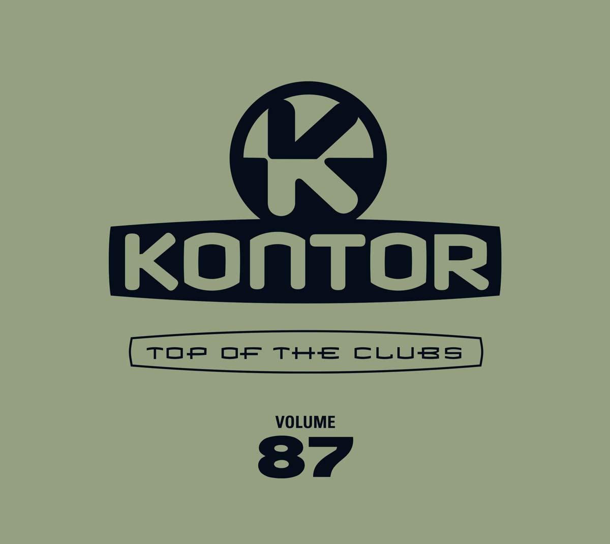 Top Of The Clubs 87