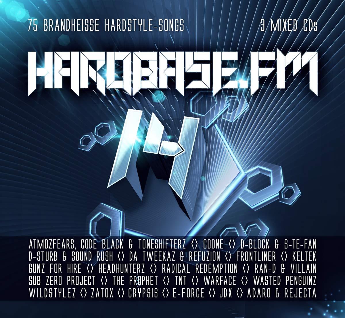Hardbase.FM We Are One 14