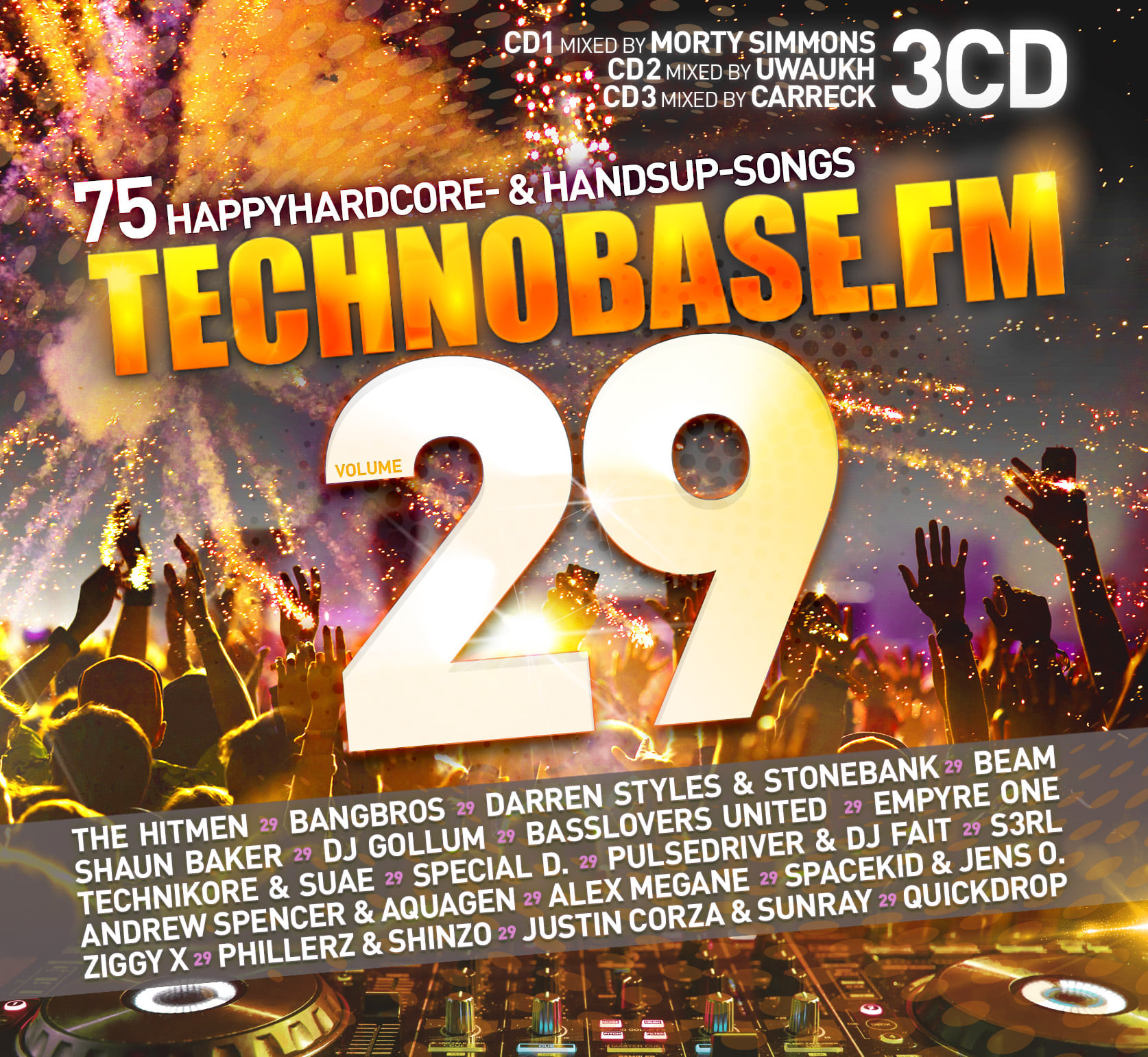 Technobase.FM We Are One 29