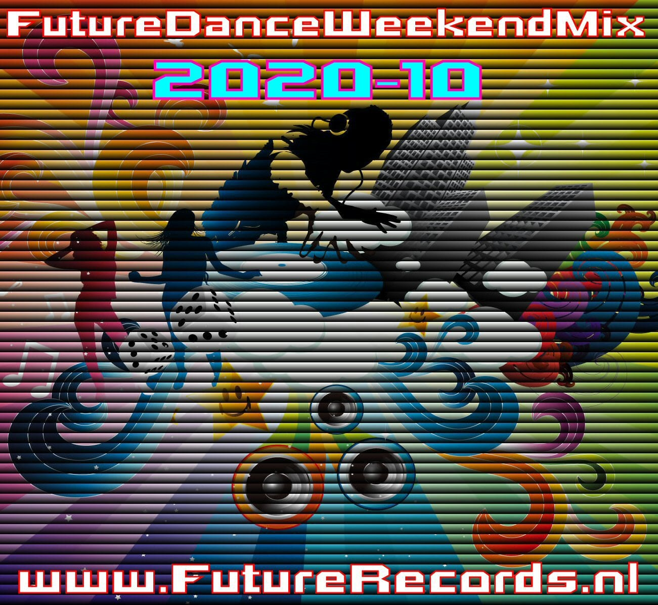 Future Dance Weekend Mix 2020-10
