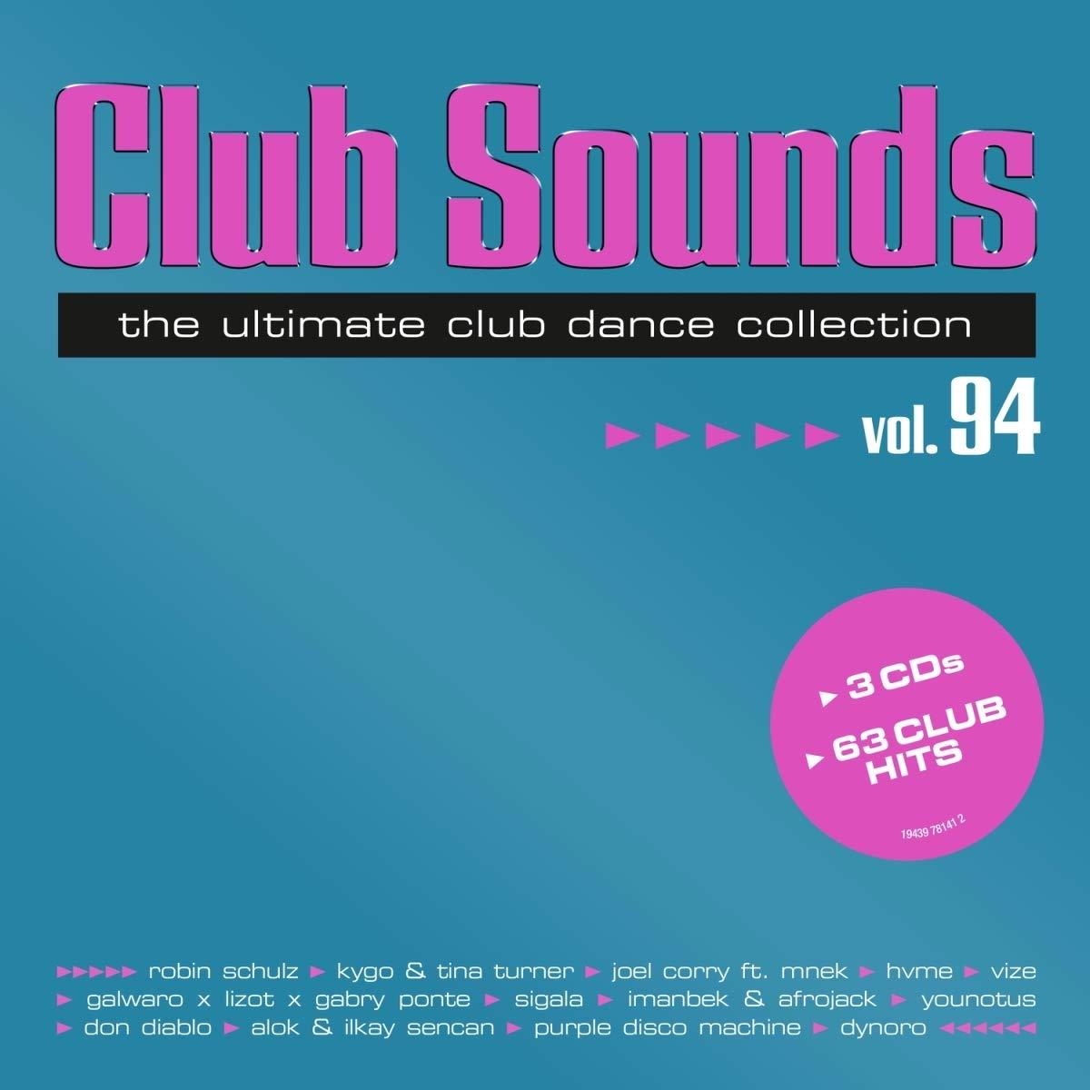 Club Sounds 94