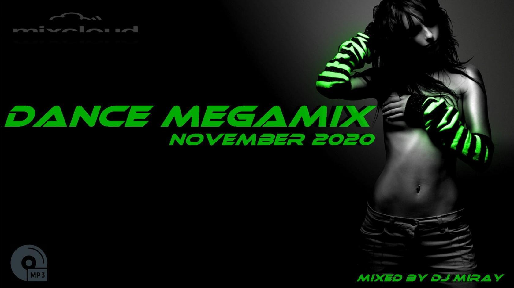 Dance Megamix 2020.11