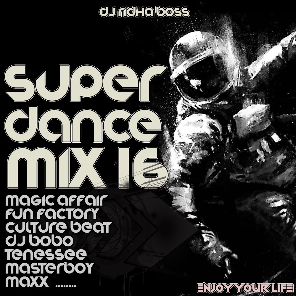 Super Dance Mix 16