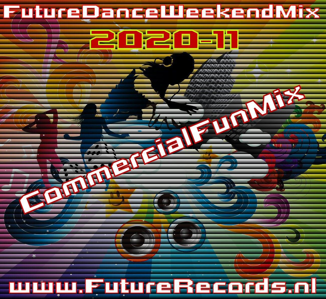Future Dance Weekend Mix 2020-11