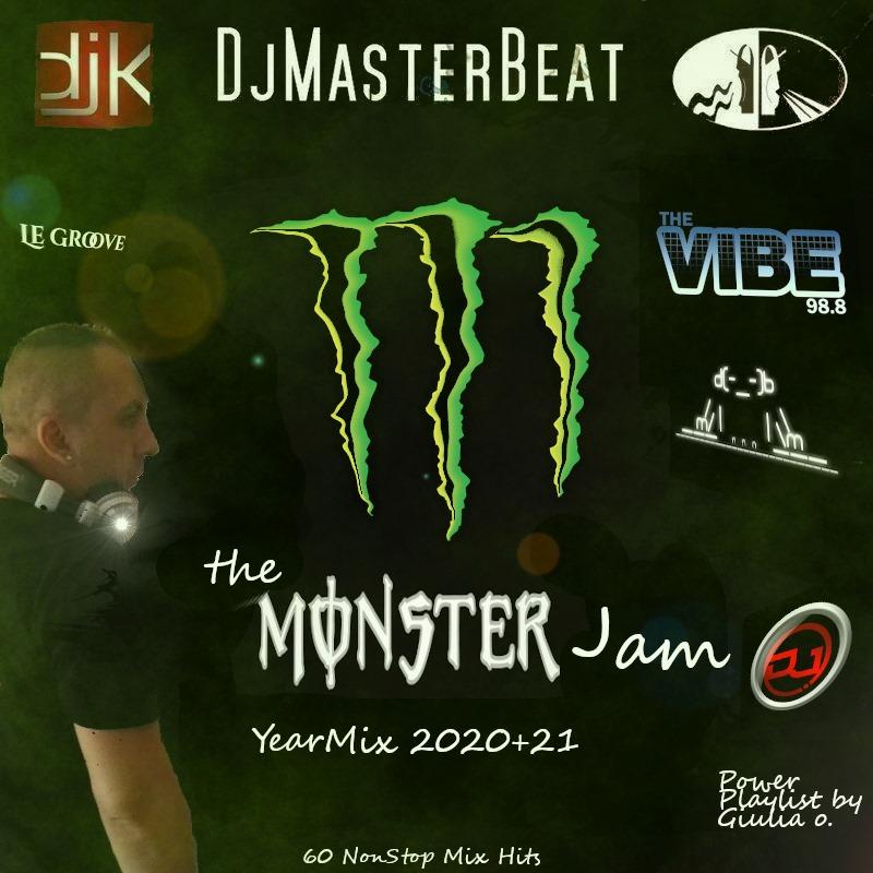 The Monsterjam 2020+21 Yearmix