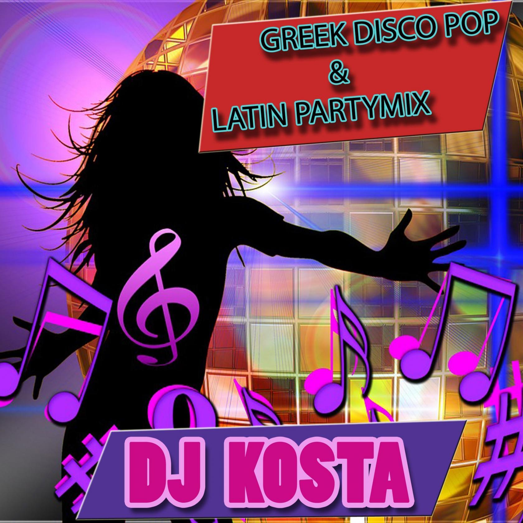 Greek Disco Pop & Latin Partymix
