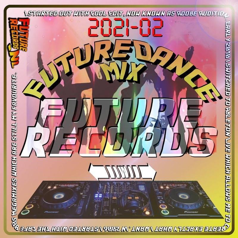 Future Dance Weekend Mix 2021-02