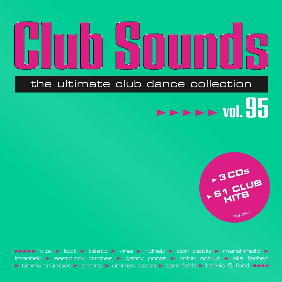 Club Sounds 95