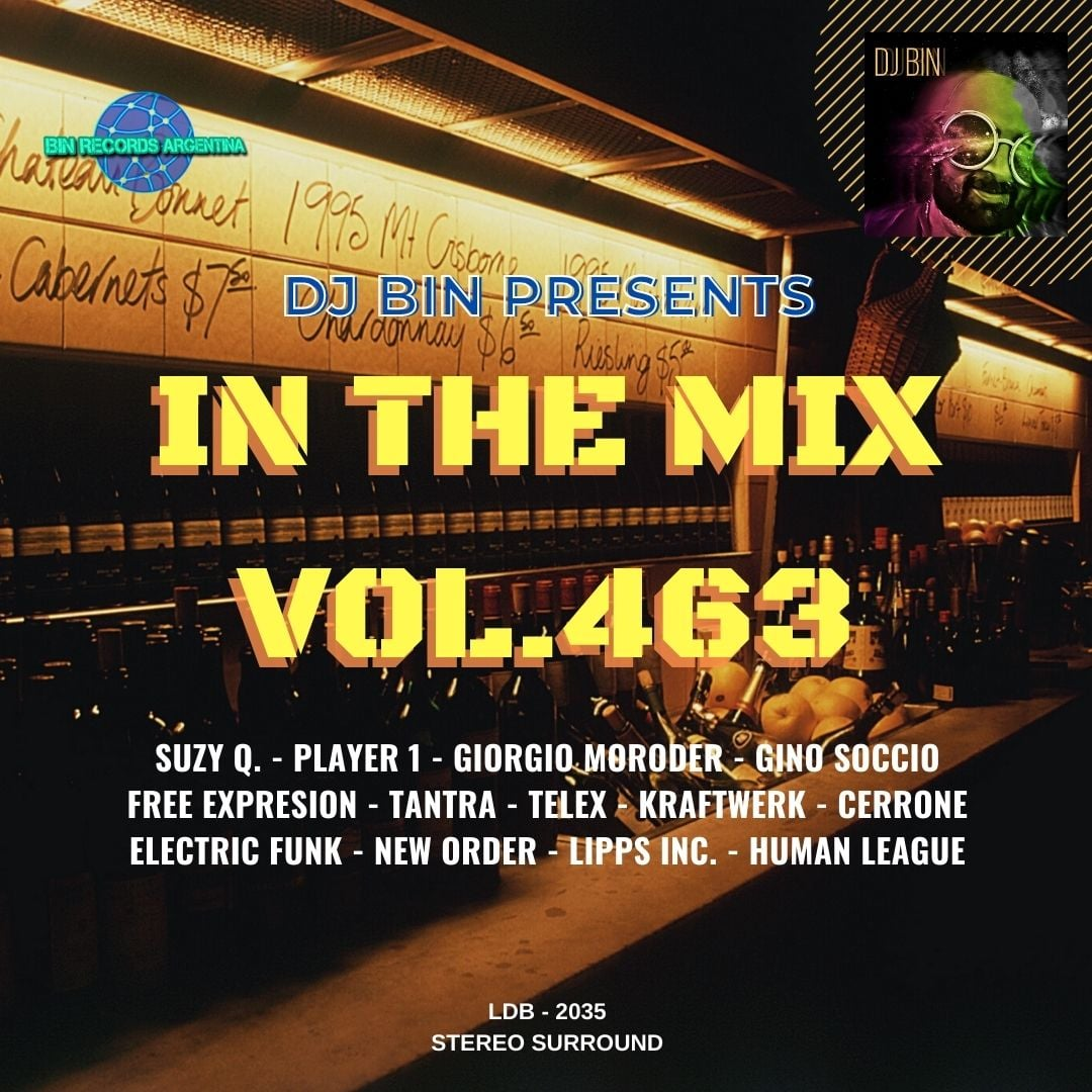 In The Mix 463