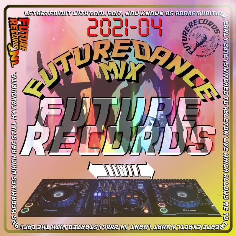 Future Dance Weekend Mix 2021-04