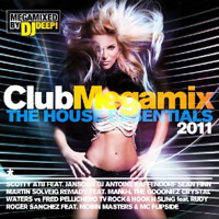 Club Megamix 2011