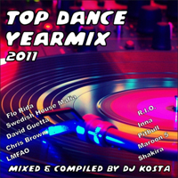 Top Dance Yearmix 2011