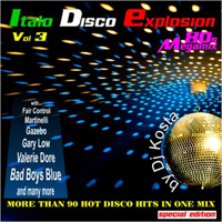 Italo Disco Explosion 3